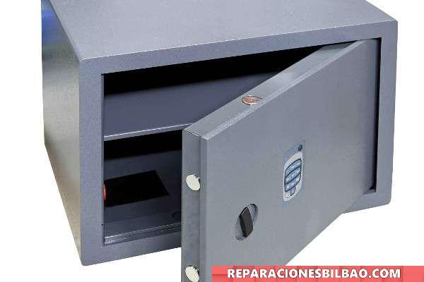 abrir caja fuerte el Astillero