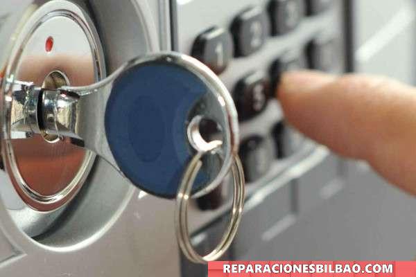 Abrir caja fuerte Castro Urdiales