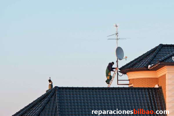 antenas digitales bilbao