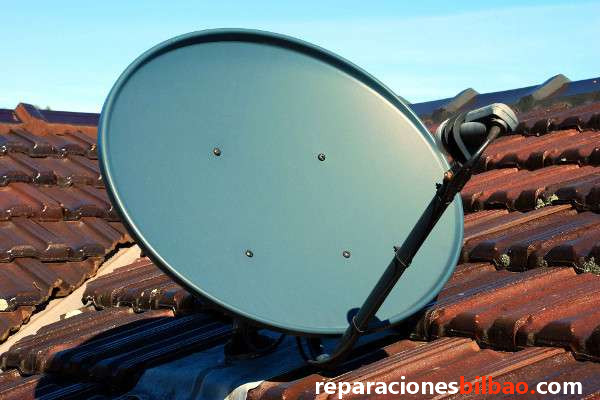 antenas terrestres bilbao