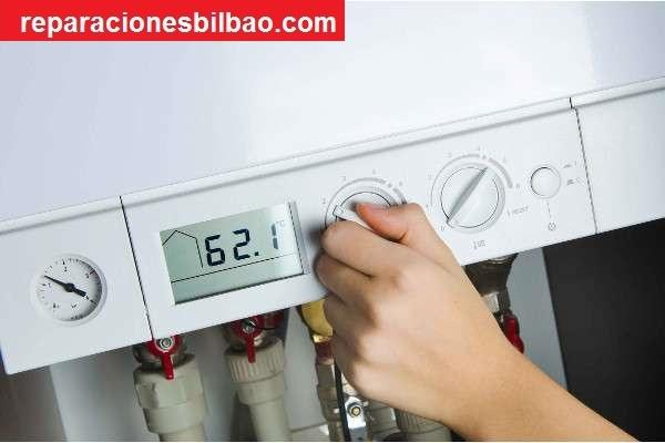 Instalación Calderas portugalete
