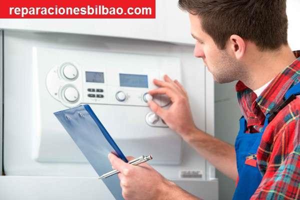 instalador de calentadores de gas Bilbao