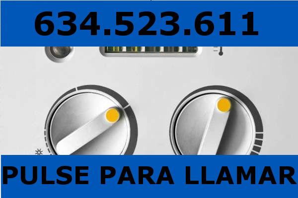 termo electrico horizontal Bilbao