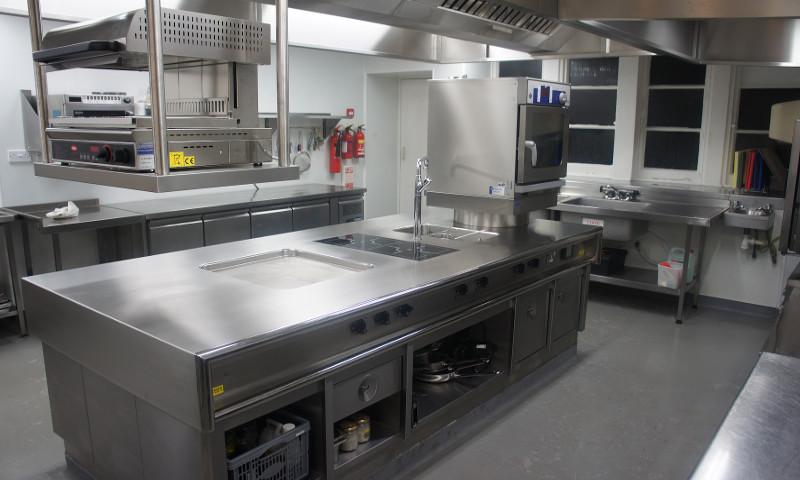 reparacion de cocinas industriales